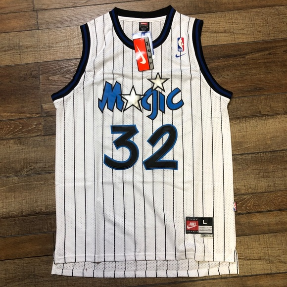 buy online b3479 8e84c NWT Shaquille O'Neal Orlando Magic NBA Jersey NEW NWT